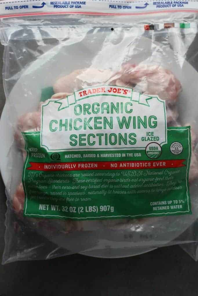 Trader Joe's Organic Chicken Wing Sections