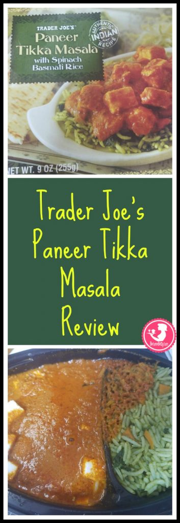 Trader Joe's Paneer Tikka Masala review. Want to know if this is something worth buying from Trader Joe's? All pins link to BecomeBetty.com where you can find reviews, pictures, thoughts, calorie counts, nutritional information, how to prepare, allergy information, price, and how to prepare each product.