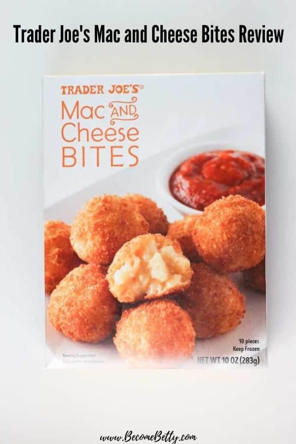 Trader Joe's Mac and Cheese Bites review image