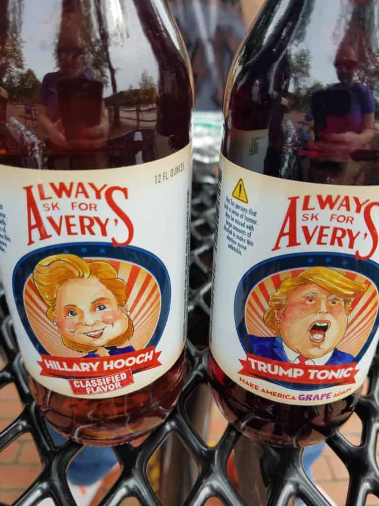 Avery's Soda Review