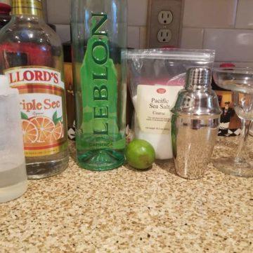 A Brazilian Margarita
