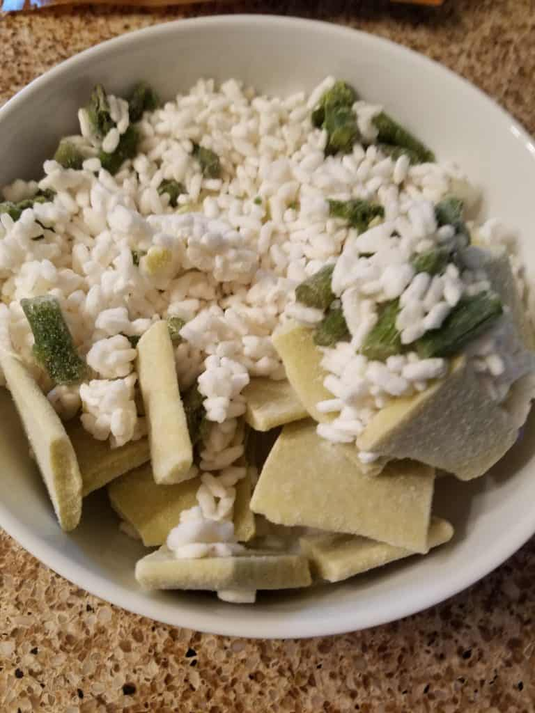 Trader Joe's Asparagus Risotto