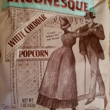 Trader Joe's Baconesque Popcorn
