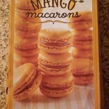 Trader Joe's Mango Macarons