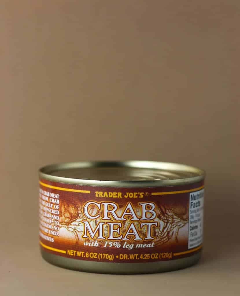 Trader Joe's Crab Meat