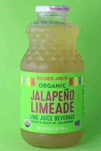 Trader Joe's Organic Jalapeno Limeade