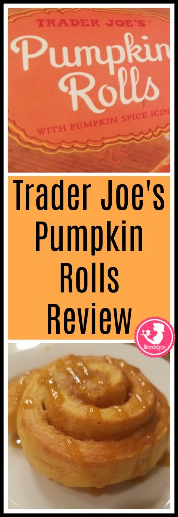 Trader Joe's Pumpkin Rolls are refrigerated and seasonally available. How are they? Want to know if this is something worth putting on your shopping list from Trader Joe's? All pins link to BecomeBetty.com where you can find reviews, pictures, thoughts, calorie counts, nutritional information, how to prepare, allergy information, price, and how to prepare each product.