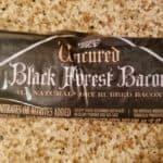 Trader Joe's Black Forrest Bacon