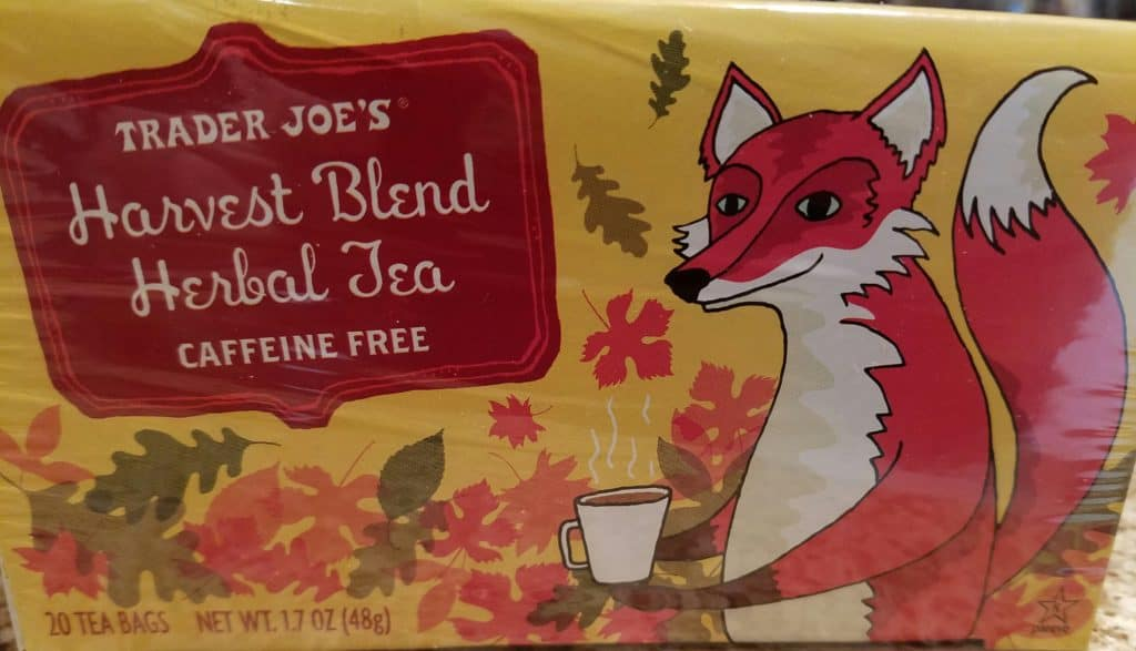 Trader Joe's September 2017 Fearless Flyer