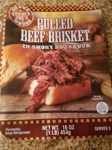 Trader Joes Pulled Beef Brisket