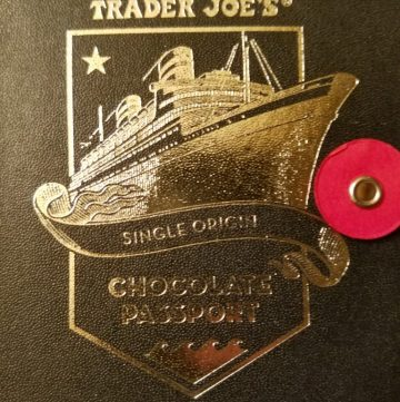 Trader Joe's Chocolate Passport