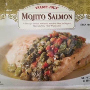 Trader Joe's Mojito Salmon