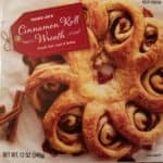 Trader Joes Cinnamon Roll Wreath