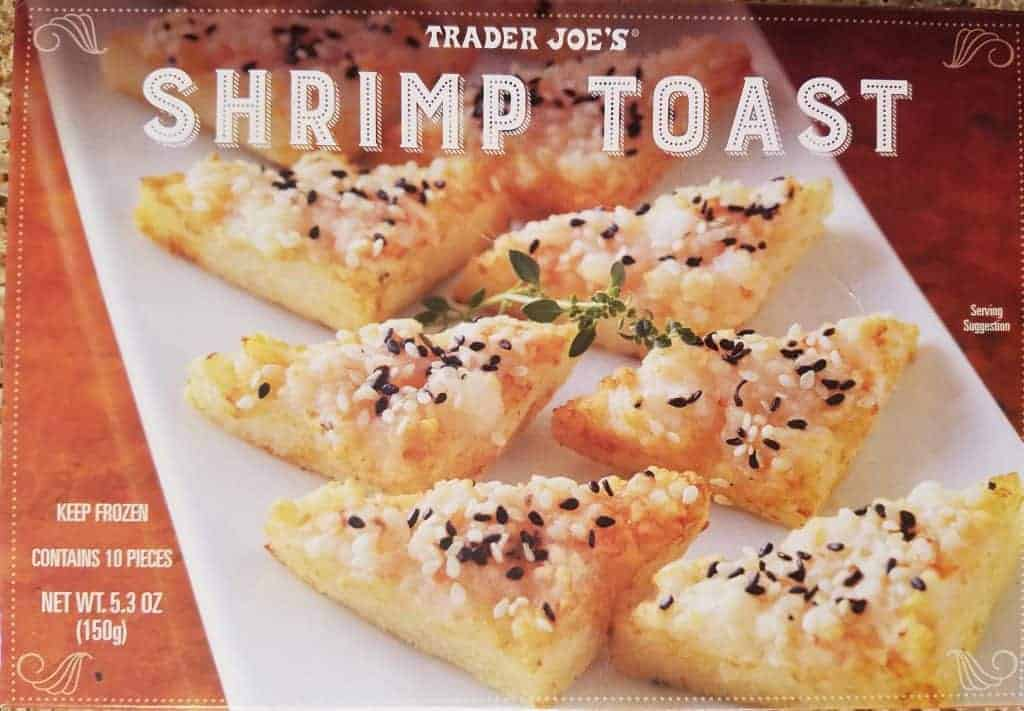 Trader Joe S Shrimp Toast