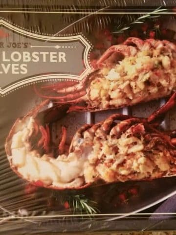 Trader Joes Stuffed Lobster Halves