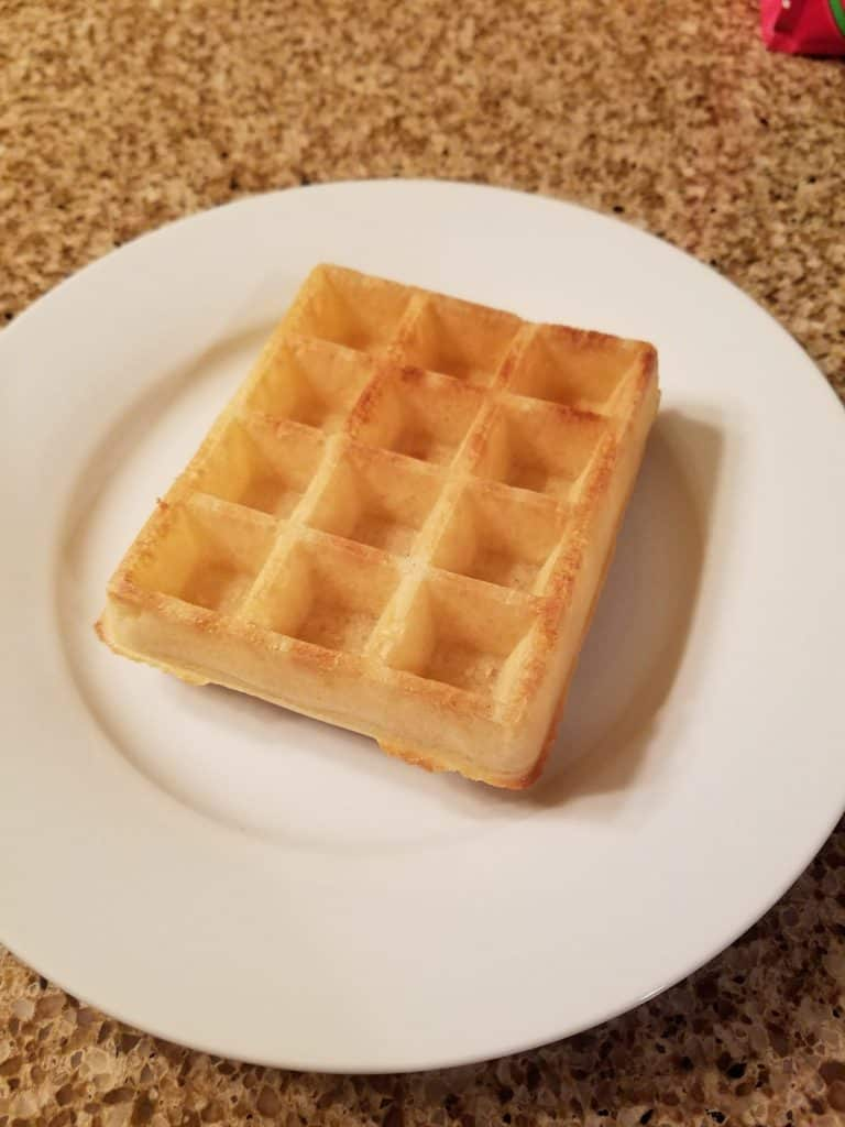 Trader Joe's Belgian Waffles