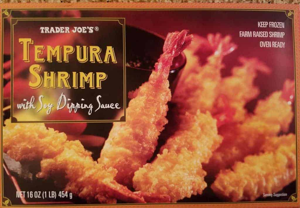 Trader Joe's Tempura Shrimp