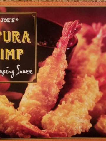 Trader Joes Shrimp Tempura
