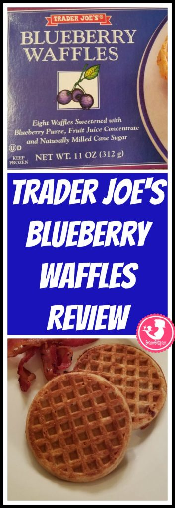 Trader Joe's Blueberry Waffles review. Want to know if this is something worth putting on your shopping list from Trader Joe's? All pins link to BecomeBetty.com where you can find reviews, pictures, thoughts, calorie counts, nutritional information, how to prepare, allergy information, price, and how to prepare each product.