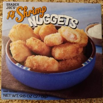 Trader Joe's 14 Shrimp Nuggets