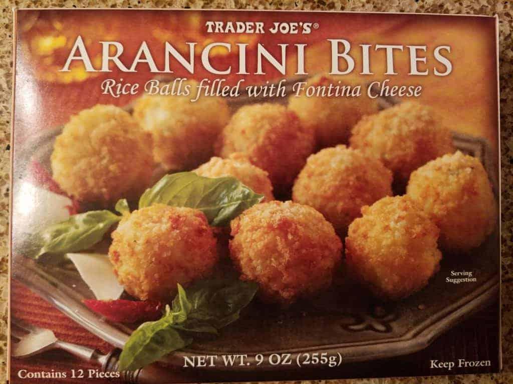 Trader Joe's Arancini Bites