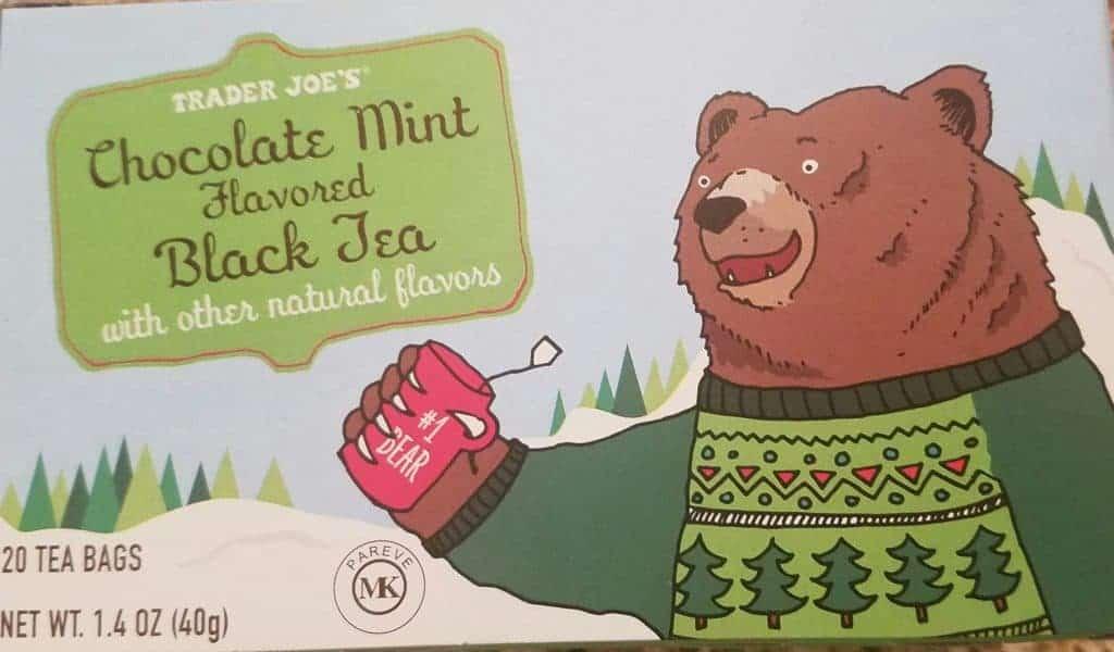 Trader Joe's Chocolate Mint Flavored Black Tea