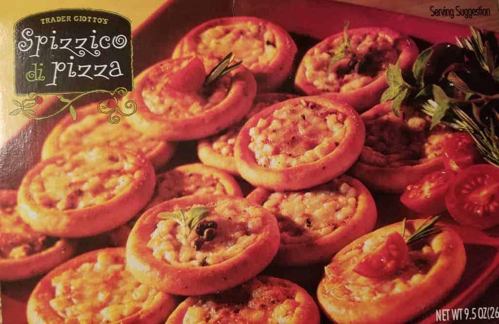 Trader Joe's Spizzico di Pizza