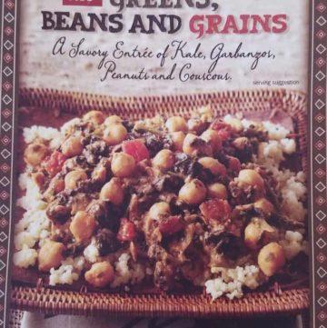 Trader Joe's Greens, Beans, and Grains