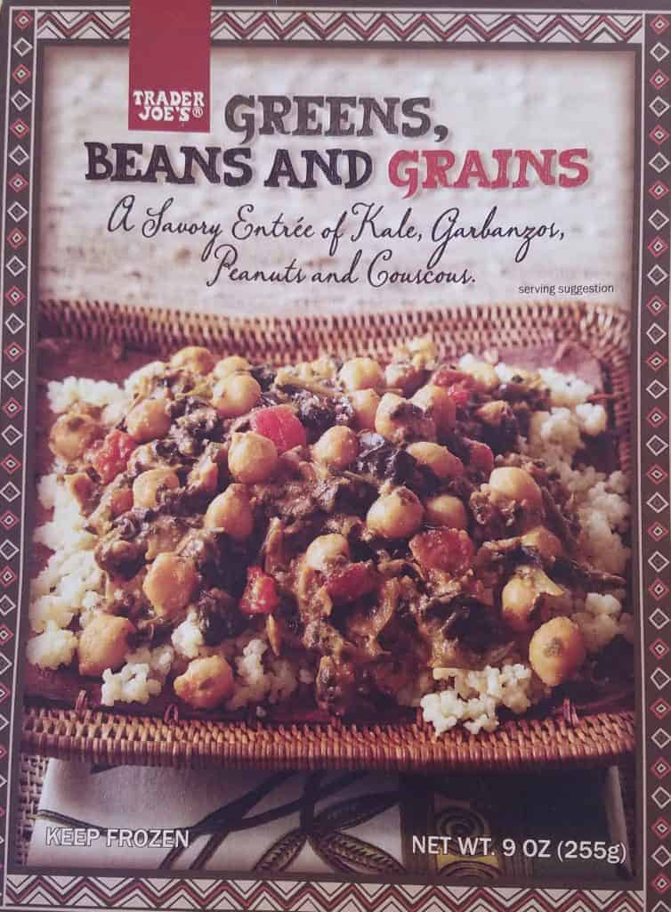 Trader Joe's Greens, Beans, and Grains