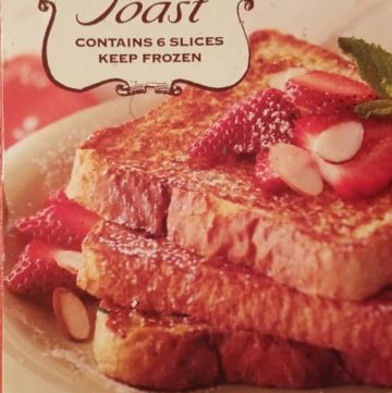 Trader Joes French Toast