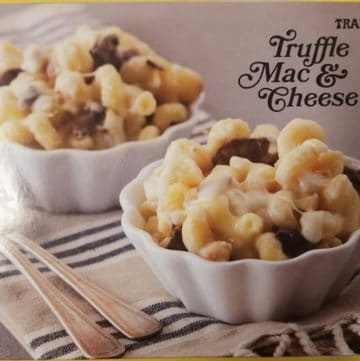 Trader Joes Truffle Mac and Cheese