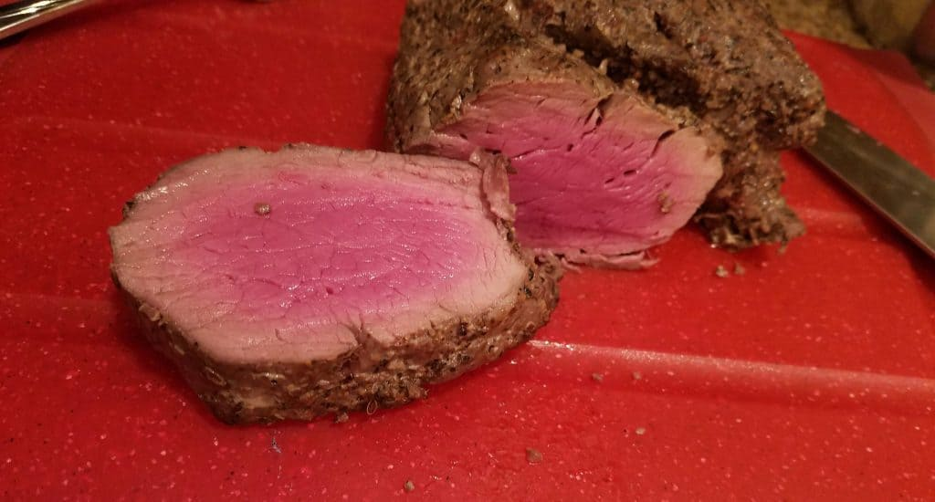 Trader Joe's Steakhouse Seasoned Filet Mignon