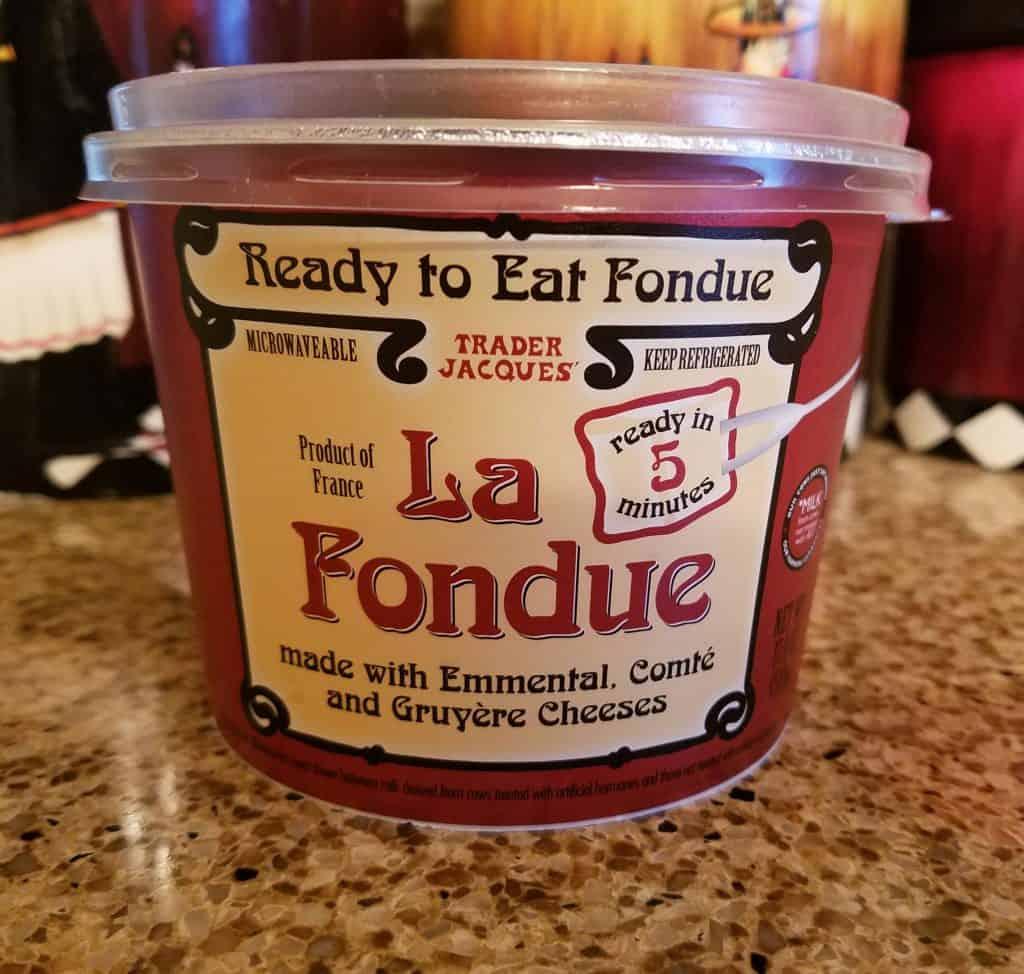Trader Joe's La Fondue