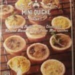 Trader Joes Mini Quiche Duo
