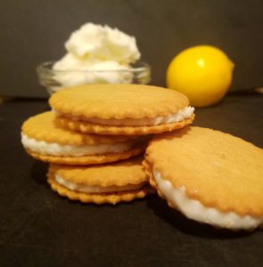 Trader Joe's Meyer Lemon Cookie Thins