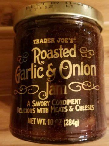 Trader Joe's Roasted Garlic & Onion Jam
