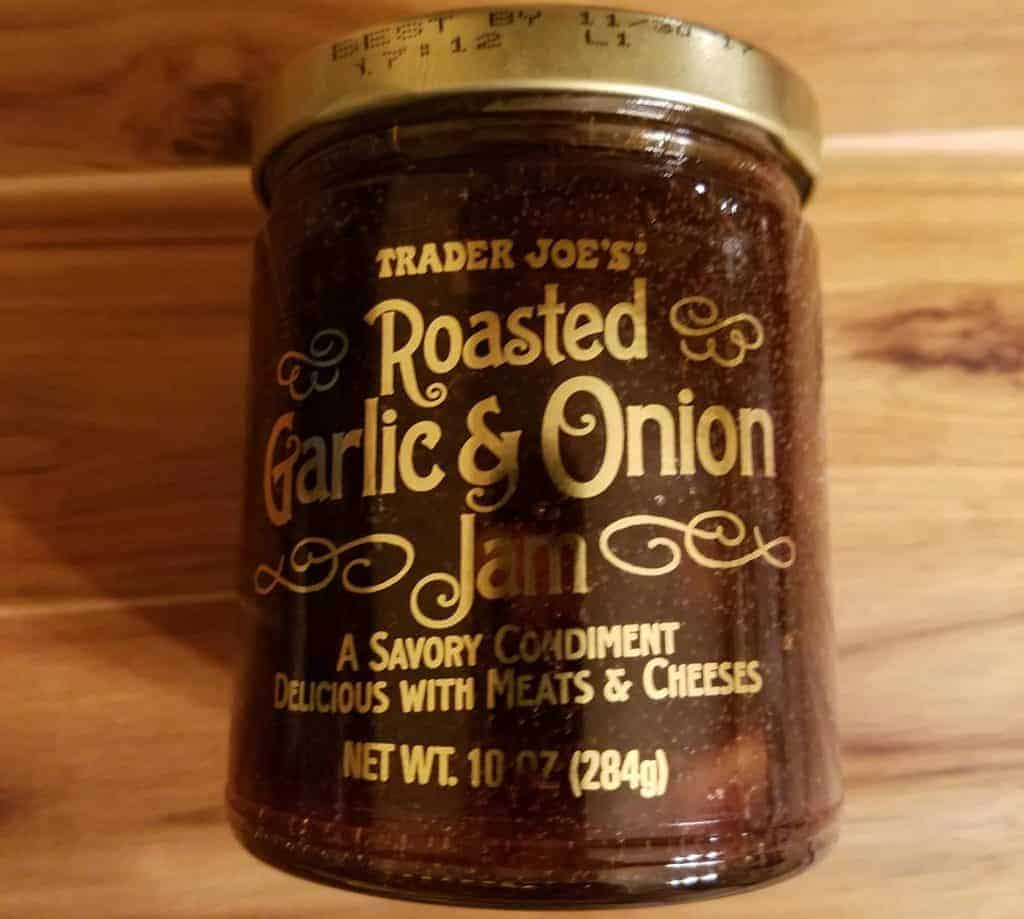 Trader Joe's Roasted Garlic & Onion Jam