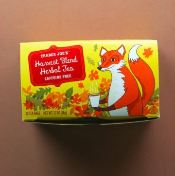 Trader Joe's Harvest Blend Herbal Tea