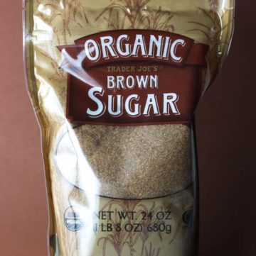 Trader Joe's Organic Brown Sugar