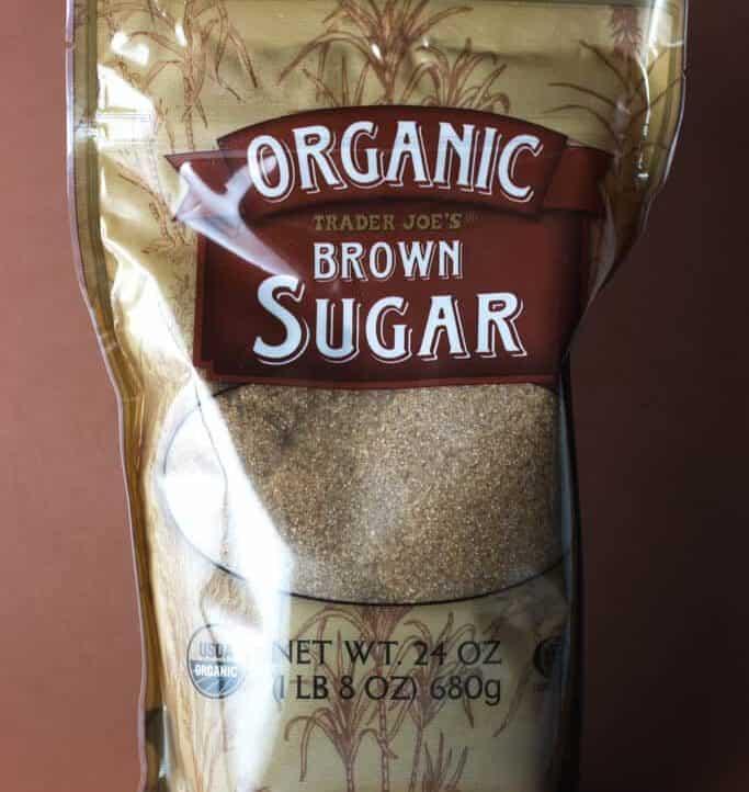 Trader Joe's Organic Brown Sugar
