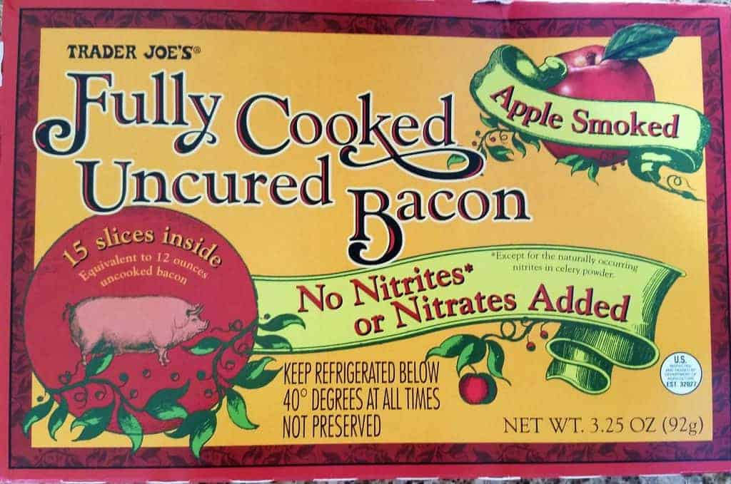 Trader Joe's Fully Cooked Bacon