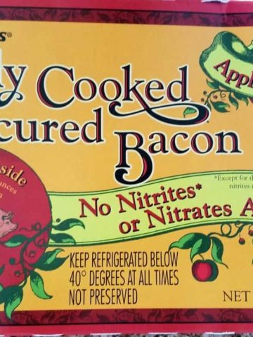 Trader Joes Fully Cooked Uncured Bacon