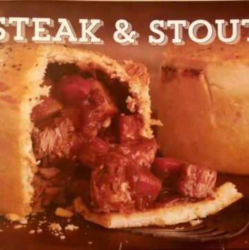 Trader Joe's Steak and Stout Pies