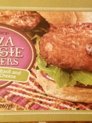 Trader Joes Pizza Veggie Burgers