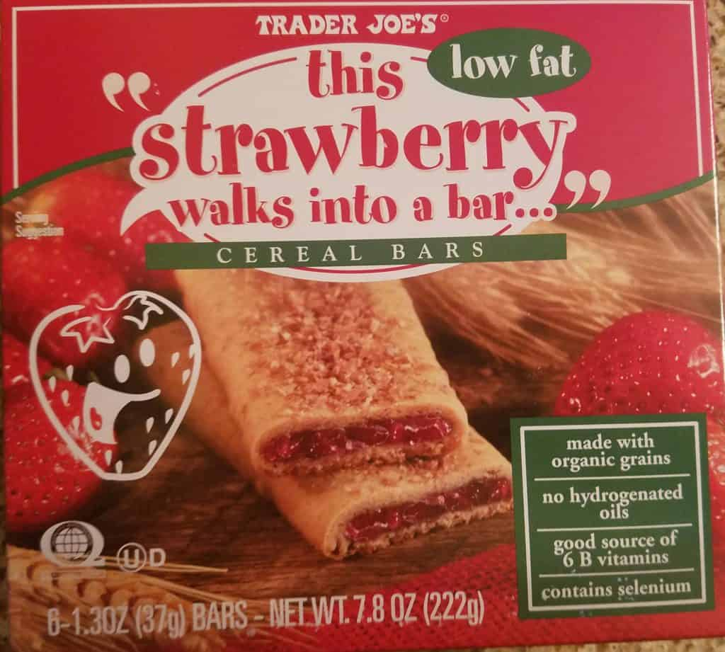 Trader Joe's This Strawberry Walks Into a Bar