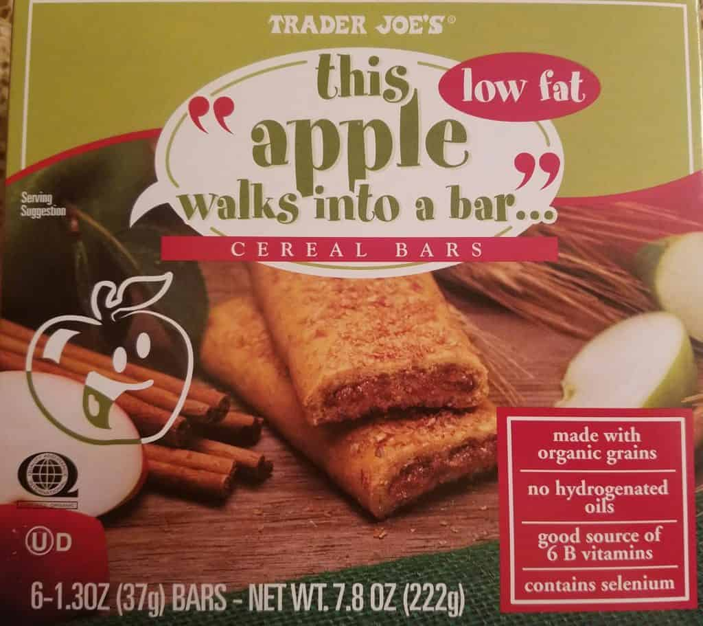 Trader Joe's This Apple Walks Into a Bar