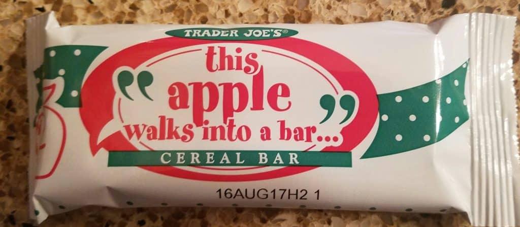 Trader Joes This Apple Walks Into a Bar