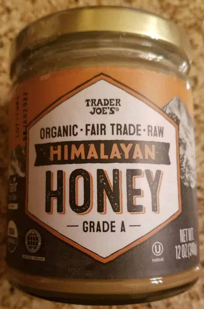 Trader Joe's Himalayan Honey