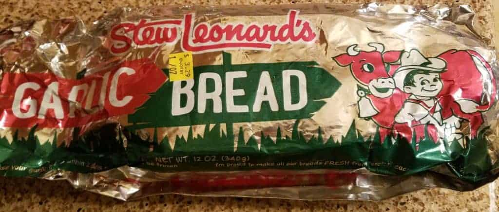 Stew Leonard's Garlic Bread