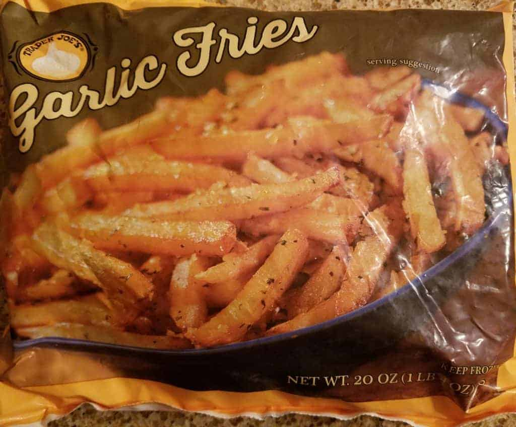 Trader Joes Garlic Fries